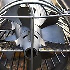 Contra-rotating Propellor-Italian Chariot by Francis Drake