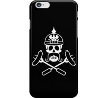 Prussian Jolly Roger iPhone Case/Skin