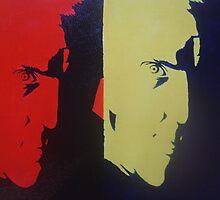 Pop Art Johnny by Andy  Housham