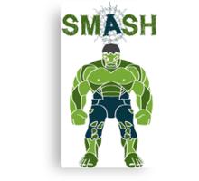 SMASH Canvas Print