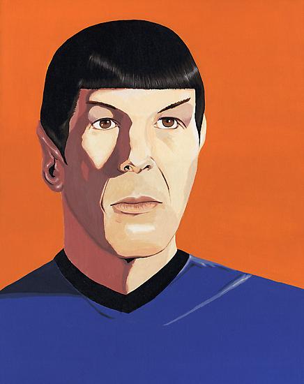 Mr Spock by Andy  Housham