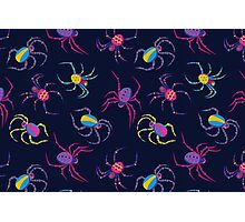 Cute Spider PATTERN  Photographic Print