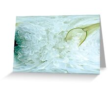 Frost Byte Greeting Card