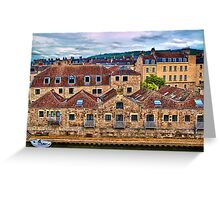 The City of Bath Greeting Card