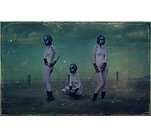 The Fates Photographic Print