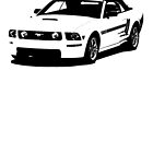 2007 Ford Mustang GT Soft Top by garts
