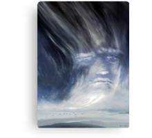 Wind Spirit Canvas Print