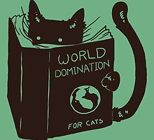 World Domination for Cats by tobiasfonseca