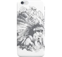 THE NATIVE iPhone Case/Skin