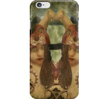 Mechanical Dreams iPhone Case/Skin