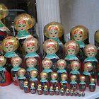 Russian Dolls by Ruth  Kennedy