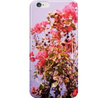 A Haze of Flowers iPhone Case/Skin