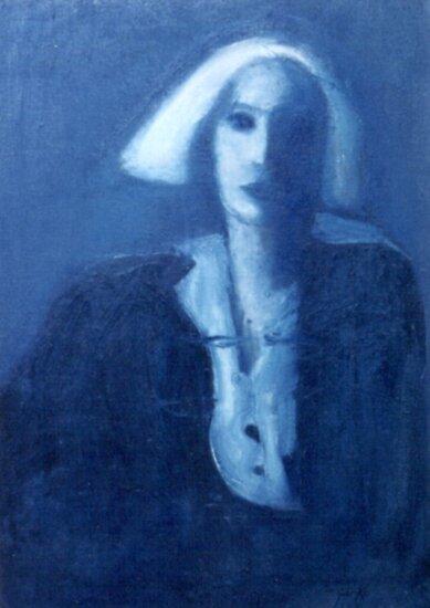 A Nurse by Jarmo Korhonen
