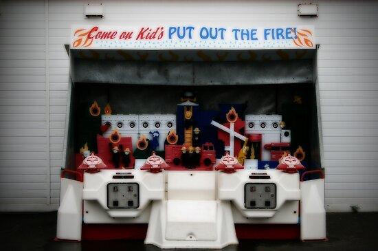 Arcade Fire by Dave Pearson