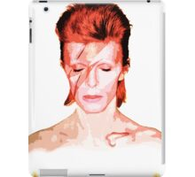 David Bowie - Aladdin Sane iPad Case/Skin