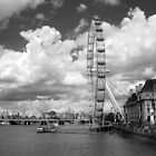 Take a Flight on the London Eye by Deborah  Bowness