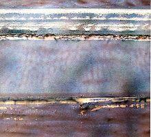 The Beach by Kathie Nichols