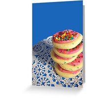 Sweet Stack Greeting Card