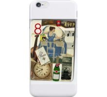 Dinner At Eight iPhone Case/Skin