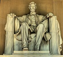 Abraham Lincoln by Andy Mueller