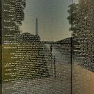 Vietnam War Memorial by Andy Mueller