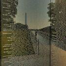 Vietnam War Memorial by Andy Mueller
