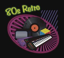 80s Retro by Sandra Smith