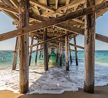 Balboa Pier 2 by Nadim Baki
