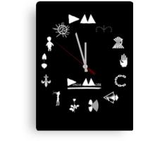 Depeche Mode : Delta Machine, 13th album, 13th hours Canvas Print