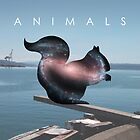Animals - Scandalous Heart artwork (Jez Kemp album) by jezkemp