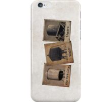 New York Water Tower Polaroids iPhone Case/Skin