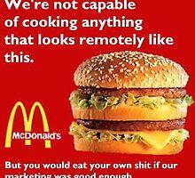 McDonalds by Parmas
