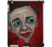 WOW. BOB. WOW. FIRE WALK WITH ME - from 'The Peaks' range iPad Case/Skin