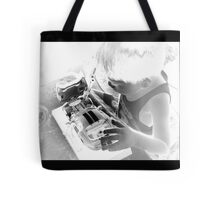 The Future Mechanic Tote Bag