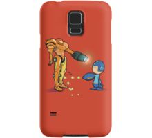 Samus Vs Mega Samsung Galaxy Case/Skin