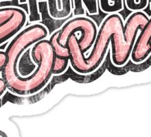 Tongue Tornado Sticker