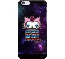 Bah Weep Graaagnah Wheep Ni Ni Bong Kitty iPhone Case/Skin