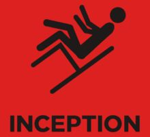 Inception minimal poster Kids Clothes