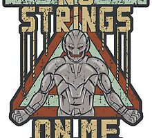 No Strings On Me (Sticker version) by andresMvalle