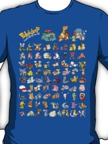 Gotta' Derp 'em all! - Blue edition T-Shirt