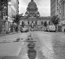 City Hall Belfast by Terry Cooper