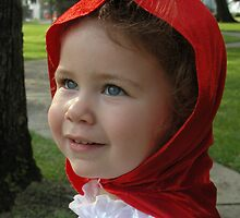 little red riding hood 3 by Heather McSpadden