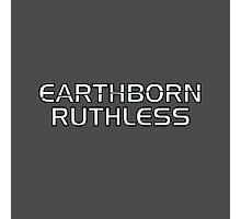 Mass Effect Origins - Earthborn Ruthless Photographic Print