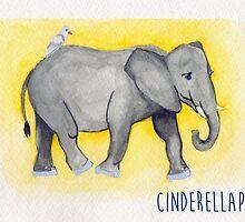 Cinderellaphant by HaleyHawesome
