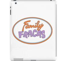 Family Fracas iPad Case/Skin