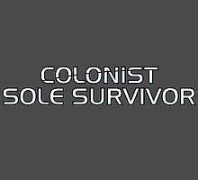 Mass Effect Origins - Colonist Sole Survivor by JBGD