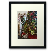 Christmas Memories.............. Framed Print