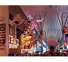 Las Vegas Photographic Print