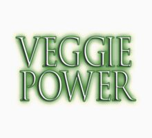 VEGGIE POWER, Vegetarianism, Vegetarian, Vegan, Vegetables Kids Clothes