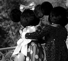 Mickey & Minnie by kpmvfwd